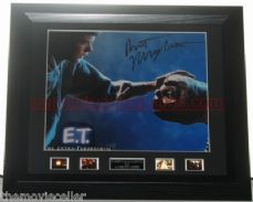 "Robert MacNaughton Signed ""E.T."" Michael''  FRAMED"